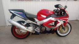 Sucata de moto para peças Honda cbr929 ano 2001