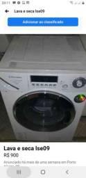 Lava e seca Electrolux 9 kg
