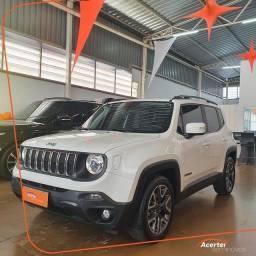 Jeep renegate longitude 1.8 flex 2019