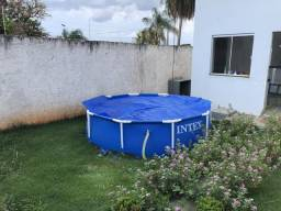 Piscina Intex 4500L com Bomba