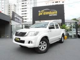 Toyota Hilux CD 3.0 Diesel 4x4 A/T - Oportunidade - Ipva Somente Dezembro de 2019 - 13/14 - 2014