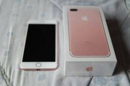 IPhone 7 plus 256G novo na caixa