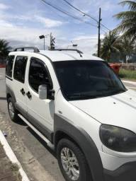 Fiat Doblo 2012 Adventure Locker 1.8 Flex/GNV Completa - 2012