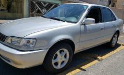 Corolla XEI 2000/2000 Prata Automático - 2000