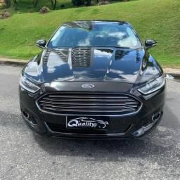 Ford Fusion AWD Titanium - 2014