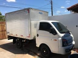 Vendo Hyundai HR ,com baú COLON, R$45.000,00 - 2012