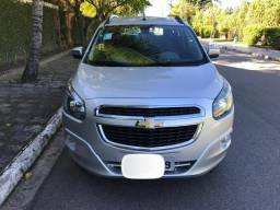 Chevrolet Spin LTZ 2017 Manual Carro Extra - 2017