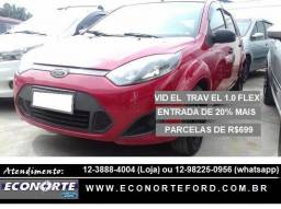 Fiesta hatch 1.0 flex 2013 - 9683 - 2013