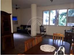 Apartamento à venda com 3 dormitórios em Copacabana, Rio de janeiro cod:598978