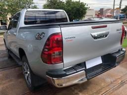Toyota Hilux CD srx Completo R$ 155.000 - 2017