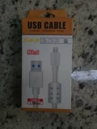 Cabo Lightining para Iphone - Usb - Carregador