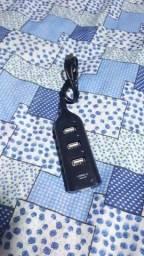 Extensor USB (4 entradas) ZERO