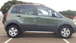 Fiat Idea adventure verde 2007 - 2007