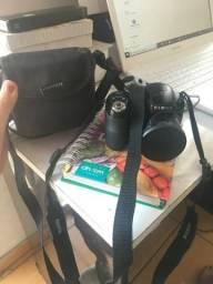 Câmera Fijfilm Semi Profissional Finepix S2980 Zoom Ótico 18x 14m
