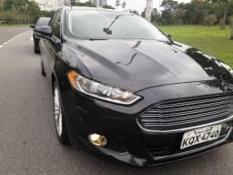 Ford Fusion 2.0 16V Gtdi Titaniun ( AUT) Top de Linha 2015 - 2015