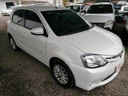 TOYOTA ETIOS 2015/2015 1.5 XLS 16V FLEX 4P MANUAL