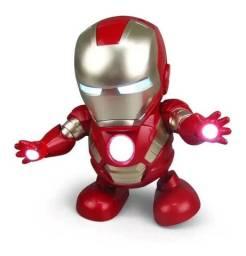 Boneco Homem De Ferro Dance Hero - Iron Man