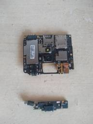Placa moto G4 play tv