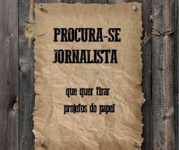 Procura-se Jornalista em Porto Acre