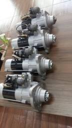 Motor de arranque volvo fh d13