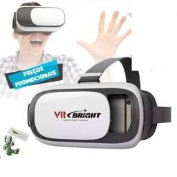 Óculos VR Bright Realidade Virtual 3D