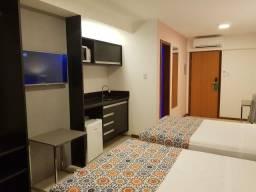 Alugo Flat no Executivo Apart Hotel na Maria Quitéria