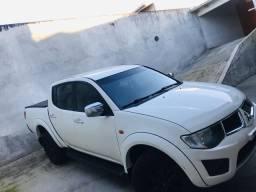 L200 2011 Auto Diesel 4x4 Periciada Aceito Moto/carro - 2011