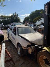 Sucata para retirada de peças- VW Saveiro 2004