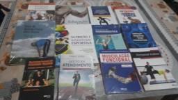 Livros para estudantes ou profissionais de Educação Física