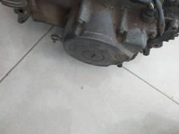 Motor da dafra zig100