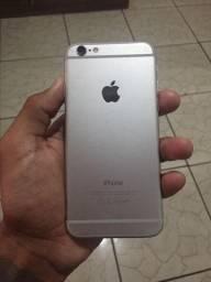 Vendo IPhone 6 64GB ou troco por celular do meu interesse
