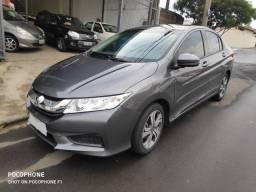 Honda City LX 1.5 automático 2016 Único dono