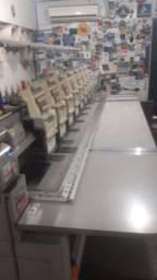 Máquina de bordar SWF