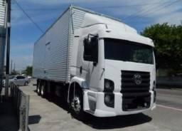 Vw 24250 Truck Baú 24-250