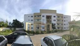 Apartamento com 2 dormitórios à venda, 56 m² por R$ 127.000,00 - Aririú da Formiga - Palho