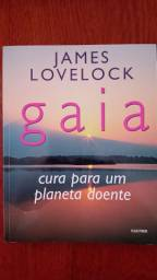 Livro Gaia cura para um planeta doente