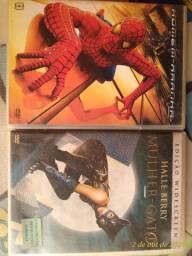 Homem Aranha e mulher gato dvd