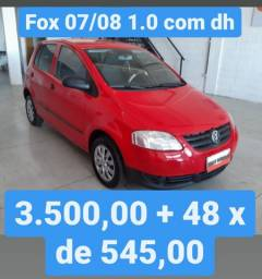 Fox 2008/09 1.0 com DH 3.500,00 mais 48x de 545,00