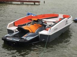 Waveboat Mormaii - jetboat