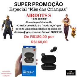 Promoção airdots s