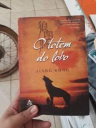 Livro: o totem do lobo