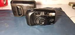Câmera fotográfica yashica zoomate 70