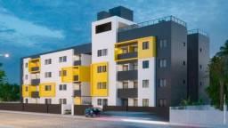 Apartamento com área de lazer completa no bairro do Cristo!