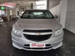 GM Chevrolet/ Onix LS 1.0 - 2016/2016 - Flex - Prata