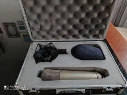 Microfone Behringer Para Estúdio