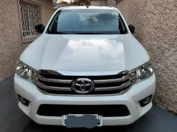 Toyota Hilux CD SR 2.7 4x2 Flex 2018