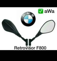 Retrovisor f800 rotativo awa