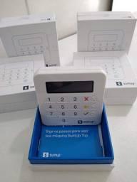 Maquininha de Cartão Sum-Up aceite Débito e Crédito e Parcele para seus clientes