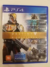 Destiny a coletânea de play 4