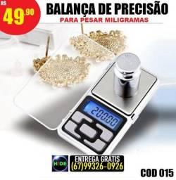 Balança de precisão miligramas (entrega grátis)